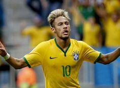 Neymar of Brazil x Cameroon - FIFA World Cup 2014 (Photo: Ricardo Matsukawa / Terra)
