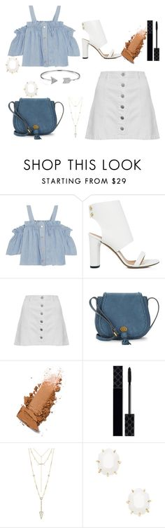 """Cute sunday date"" by queenalisa on Polyvore featuring Steve J & Yoni P, IRO, Nanette Lepore, Gucci, House of Harlow 1960, Kendra Scott and Bling Jewelry"