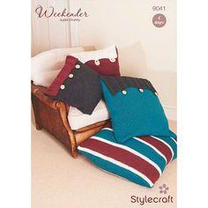 Stylecraft 8773 Veste Knitting Pattern Super Chunky