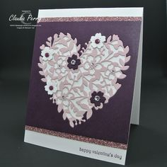 Stampin' Up!, Bloomin' Heart, #GVACHIEVERSBLOGHOP, Grand Vacations Achievers Blog Hop - All you need is Love