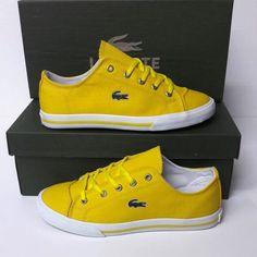 Lacoste Sarı Renk Günlük Ayakkabı