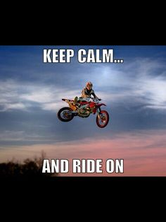 Keep Calm and Ride On Keep Calm, Random, People, Movie Posters, Movies, Stay Calm, Film Poster, Films, Movie