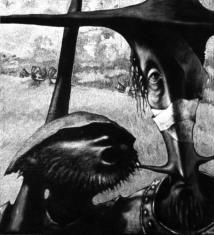 Dodekafonia Batman, Horses, Rock, Animals, Tattoo, Google, Art, Art Background, Animales