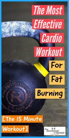The Best Cardio Workout For Weight Loss [The 15 Minute Workout] 15 Minute Workout, Best Cardio Workout, Workout Tips, Training Workouts, Workout Exercises, Workout Plans, Fitness Workouts, Fitness Tips, Losing Belly Fat Diet