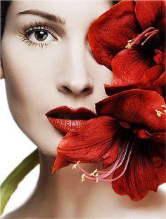 red - eye - lips