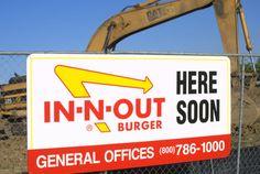 Гамбургеры, Колорадо, Калифорния, Чувства