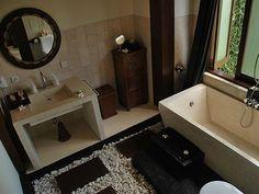 KajaNe Mua Ubud Hotels, Corner Bathtub, Bathroom, Washroom, Full Bath, Bath, Bathrooms, Corner Tub