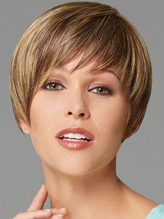 Dressing yourself with our designer short wigs and make you look like stylish and fashion. Short wigs online shopping is your best choice. These short wigs are ideal for looking chic and feeling cool. Edgy Haircuts, Bob Hairstyles For Thick, Girls Short Haircuts, Modern Haircuts, Cool Hairstyles, Hairstyle Men, Braid Hairstyles, Formal Hairstyles, Short Wigs
