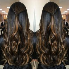 Details about Ombre Brown Human Hair Wigs European Human Hairs Lace Front Full Lace Wigs Cabelo Ombre Hair, Balayage Hair, Bayalage Black Hair, Fall Balayage, Baylage, Blonde Ombre, Brown Hair Colors, Hair Highlights, Dark Brown Hair With Highlights And Lowlights