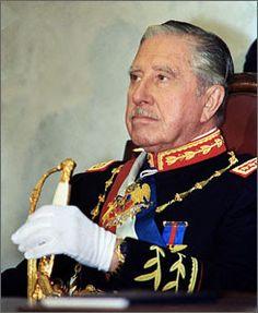 Captain Hat, Biography, Augusto Pinochet, Six Sisters, Armed Forces, Saint James