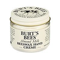 Burts Bees Almond and  Milk Hand Cream, 57g  - Boots