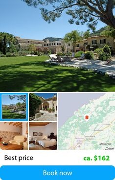 Finca Son Palou (Orient, Spain) – Book this hotel at the cheapest price on sefibo.