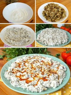 Oatmeal, Grains, Pasta, Recipies, Food And Drink, Diet, Breakfast, English, Salads