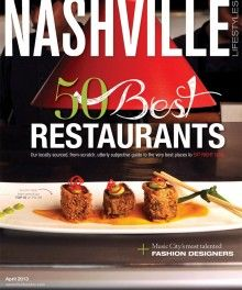 Loveless Cafe Featured as one of Nashville Lifestyle's 50 Best Restaurants April 2013