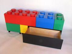 Lego furniture - cool dresser