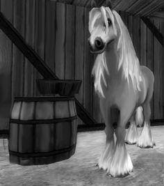 North Swedish horse edit I made