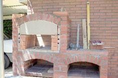 Cómo construir una barbacoa de obra por menos de 200€