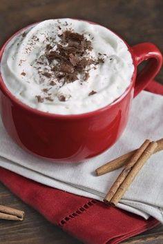 This toasted marshmallow hot chocolate recipe is one reason I LOVE winter! http://thestir.cafemom.com/food_party/166582/toasted_marshmallow_hot_chocolate_recipe?utm_medium=sm&utm_source=pinterest&utm_content=thestir