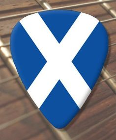 Saltire Scotland Flag Premium Guitar Pick x 5 Classic Rock Guitar http://www.amazon.co.uk/dp/B0058SIFMY/ref=cm_sw_r_pi_dp_X4i5vb0482J2A