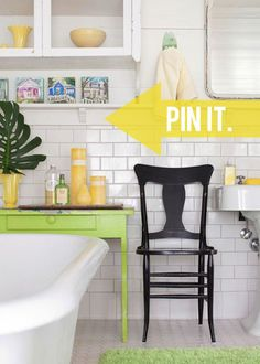Michael Wurm, Jr. is inspired by bright, bold green this spring. See his picks for lime green accents on Style Spotters: http://www.bhg.com/blogs/better-homes-and-gardens-style-blog/2013/05/13/pin-it-get-it-bright-green/?socsrc=bhgpin051413limegreenaccents