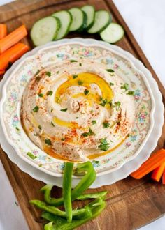 Impress your guests' taste buds by learning How to Make Ultra Smooth Hummus with this classic appetizer recipe! Then, serve your garlicky dip with Town House Mediterranean Herb Pita Crackers for an irresistible crunch.