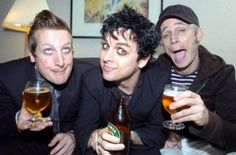Clearly Alcohol and Green Day isn't the best mix xD <3
