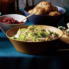 Sweet and Sour Brussels Sprout Salad Recipe | CookingLight.com