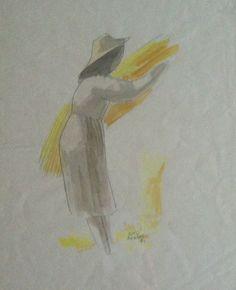 Dibujo de 1944