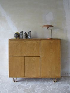 Cabinet designed by Cees Braakman for UMS Pastoe
