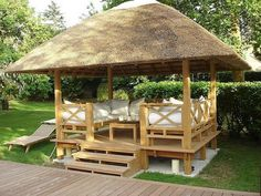 Gazebo is pergola type structure, which can be erected in your lawn. But there is little bit difference in pergola and gazebo as pergola is simple structure…