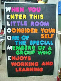 YES!  I need this one my door!