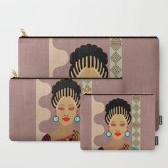 African Purse, African Zipper Pouch, Tribal Purse, Ankara Purse, African Fabric Purse, African Wallet, Zipper Bag Purse AVAILABLE FOR SALE