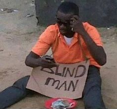New Study Just released Iphone and Droids cure blindness!