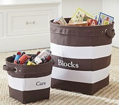 Baskets, Storage Baskets & Toy Boxes | Pottery Barn Kids