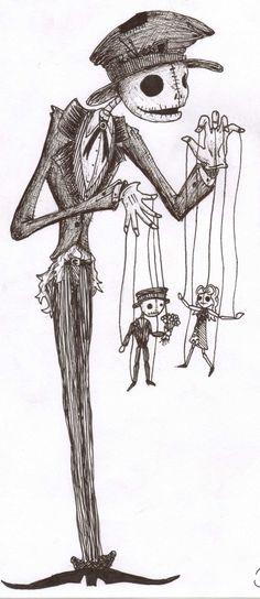 The Puppet Master by maxwell1036.deviantart.com on @deviantART