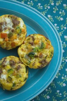 Muffin Tin Eggs are a great easy way to make breakfast! These are Zero Points on Weight Watchers FreeStyle Plan and a delicious meal option!