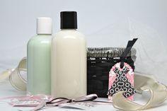 Bath and Body Gift Set Spa Basket Women's by GwensHomemadeGifts