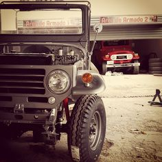 1959 FJ25 Final Details by the Vintage Cruiser Co. - Reserve Yours Today @http://www.vintage4x4.com/get-yours/build-a-cruiser/