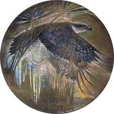 """""""Horus - Spirit of the Hawk"""" par Susan Seddon Boulet"""