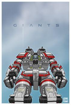 Giant - Achilles by DanielMead on deviantART. Robot Jox!