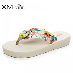 Cheap fashion slippers, Buy Quality style slippers directly from China sweet slippers Suppliers: XMISTUO Style Sweet fashion flip flops slope with Student colorful slip female minimalist resort Riband beach sandal and slipper Beach Shoes, Beach Sandals, Slippers With Arch Support, Lit Shoes, Women's Shoes, Womens Summer Shoes, Beach Flip Flops, Flip Flop Shoes, Womens Flip Flops