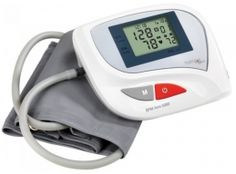 Tensiometru Topcom BPM Arm 5000. Tensiometru ultraperformant de mare precizie Testat si validat clinic Functioneaza cu baterii sau cu alimentator 6V (nu este inclus in pachet) Afisaj mare, prezinta: Tensiune sistolica, Tensiune diastolica, Puls Foarte simplu de utilizat: Un buton - START/ STOP Memoreaza 3 x 40 de masuratori Indicator eroare Indicator baterie slaba Tensiometre24.com