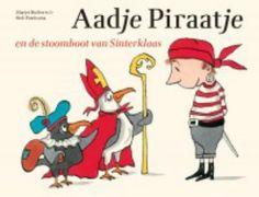 boek 174 | Recensie van Mathilde over Marjet Huiberts - Aadje Piraatje en de stoomboot van Sinterklaas | http://www.ikvindlezenleuk.nl/2016/11/huiberts-stoomboot-sinterklaas/