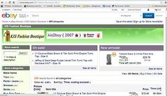 I am selling my ebay business with all the inventory included. Great PT business!