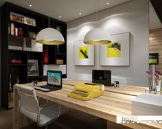 Tiago Crisostomo: Home Office