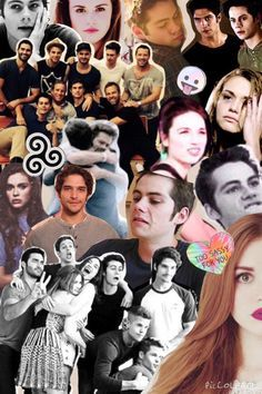 teen wolf collage - Google Search