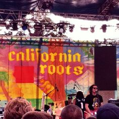 Tribal Seeds at @California Roots Presents 2013