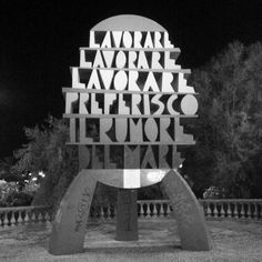 """@betalaga's photo: """"Sante parole #lavoro #Marche #frase #sanbenedetto #parole #Monti"""""""