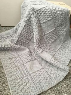 for 8 Row Repeat Knot Stitch Baby This Pin was discovered by Iri Baby Knitting Patterns Baby Knitting Patterns Knitting Pattern for Easy Cable Blank. I present to your attention a cute children's blanket with a relief pattern Baby Knitting Patterns, Free Baby Blanket Patterns, Free Knitting, Kids Knitting, Knitting Charts, Knitting Stitches, Knitted Baby Blankets, Baby Blanket Crochet, Crochet Baby