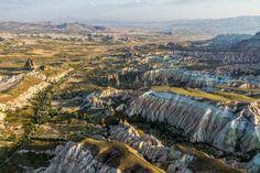 La Cappadoce, Turquie